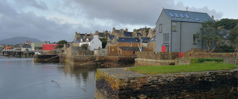 Visit to the Orkney Islands kick-starts the collaboration between ReFLEX and EnergyREV