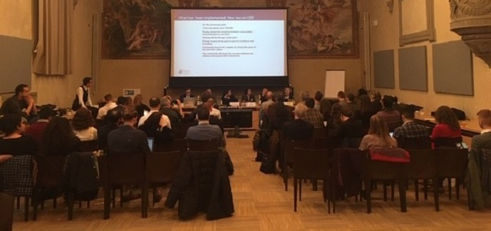 International peer-to-peer trading observatory exchange experiences in Florence, Italy