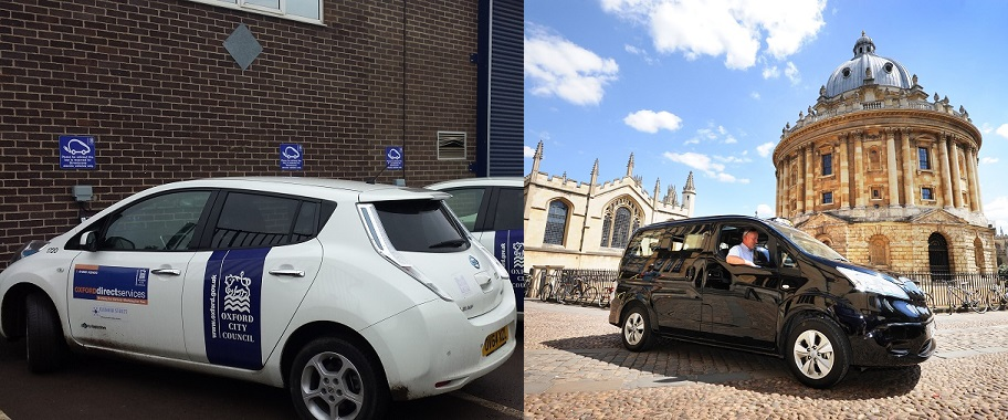 Oxford kick starts electric vehicle revolution