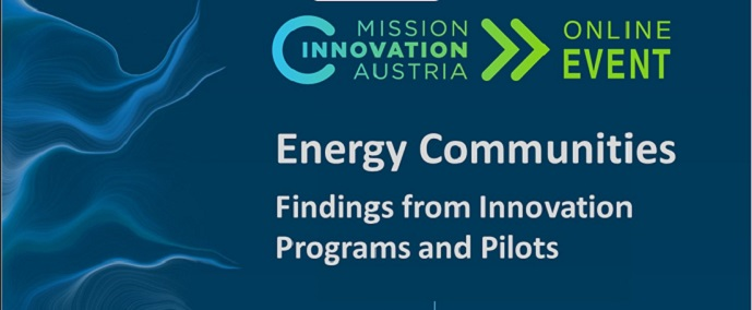 EnergyREV contributes to International Energy Communities event