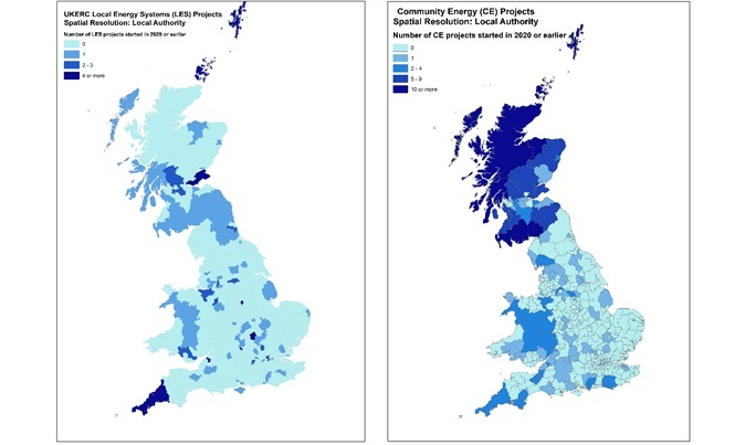 The value of UK spatial data for analysing smart local energy systems