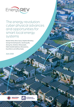 The Energy Revolution: Cyber Physical Advances and Opportunities for Smart Local Energy Systems